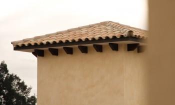 Detalles en fachada - Desarrollos Armoneza